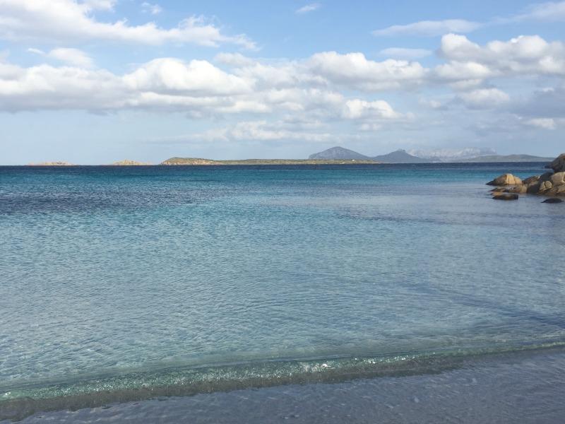 Capriccioli beach in Arzachena, Sardinia | #galluraexperience | BrowsingItaly.com
