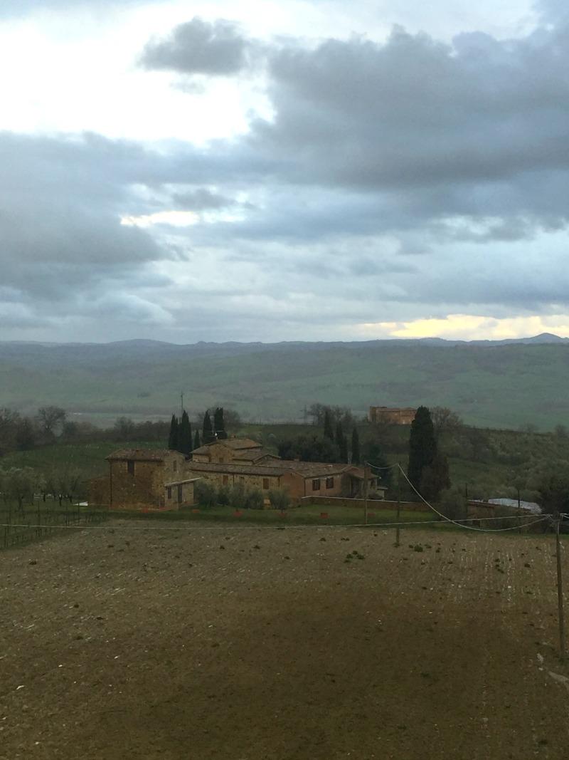 La Fornace, Montalcino, Tuscany | BrowsingItaly.com