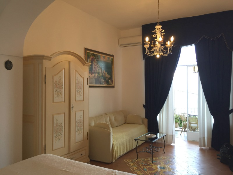 Rosa dei Venti, bed and breakfast in Positano | BrowsingItaly.com