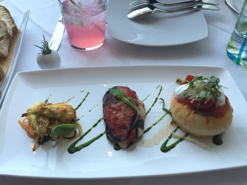 Appetizers at Next 2 in Positano, Amalfi Coast | BrowsingItaly.com