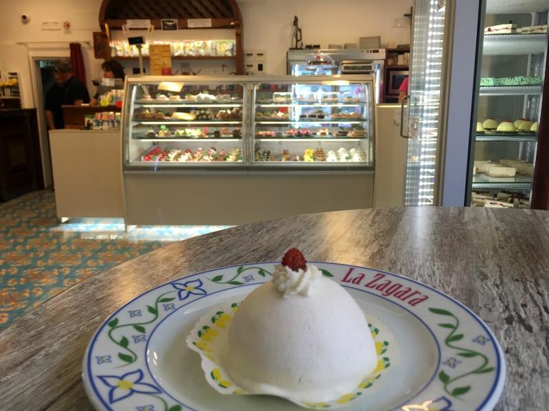 Delizia al limone at La Zagara | Positano, Amalfi Coast | BrowsingItaly.com
