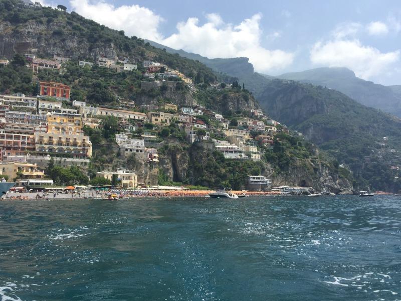 Positano, Amalfi Coast | BrowsingItaly.com