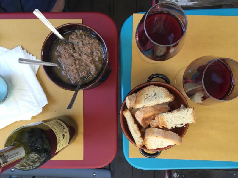 Crostino toscano | | Florence Food Tour | BrowsingItaly.com