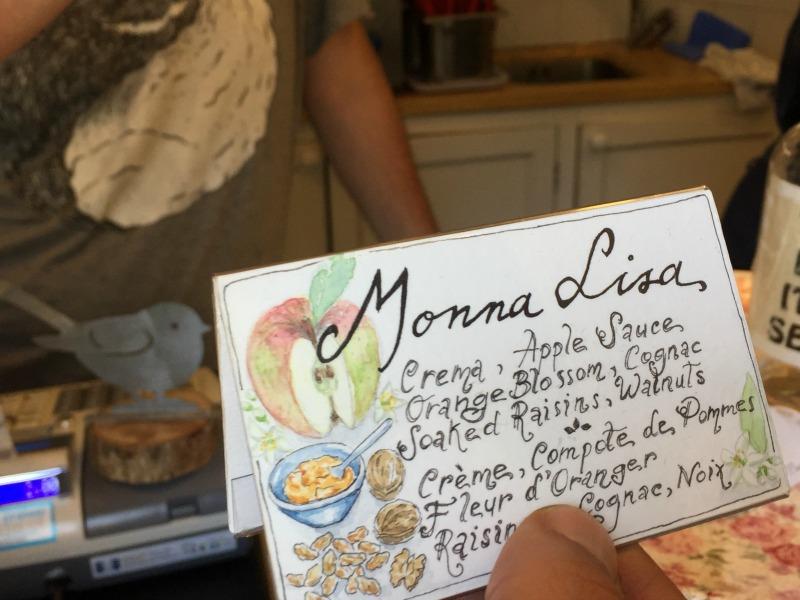 Creative flavors at Gelateria della Passera | Florence Food Tour | BrowsingItaly.com