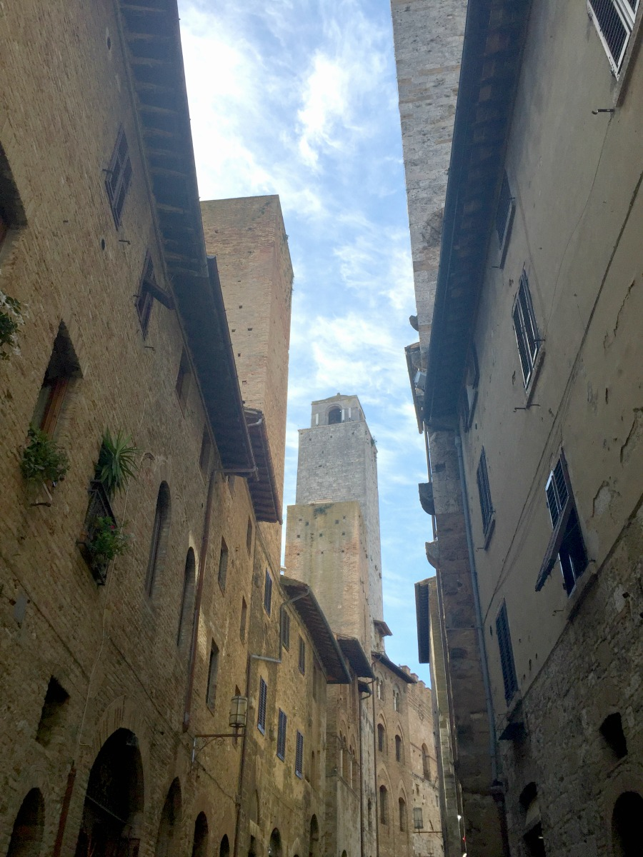San Gimignano, Tuscany | Slow Travel in Tuscany with Km Zero Tours | BrowsingItaly.com