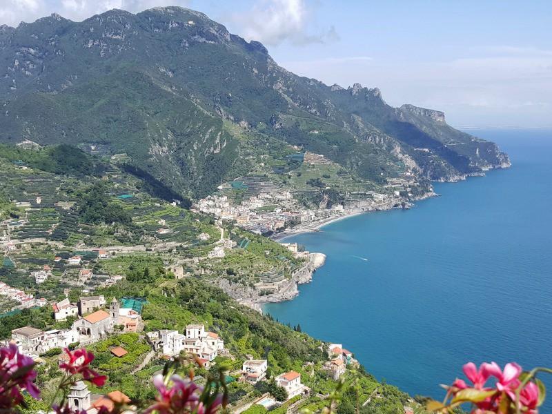 Amalfi Coast and Rome Culinary Vacation