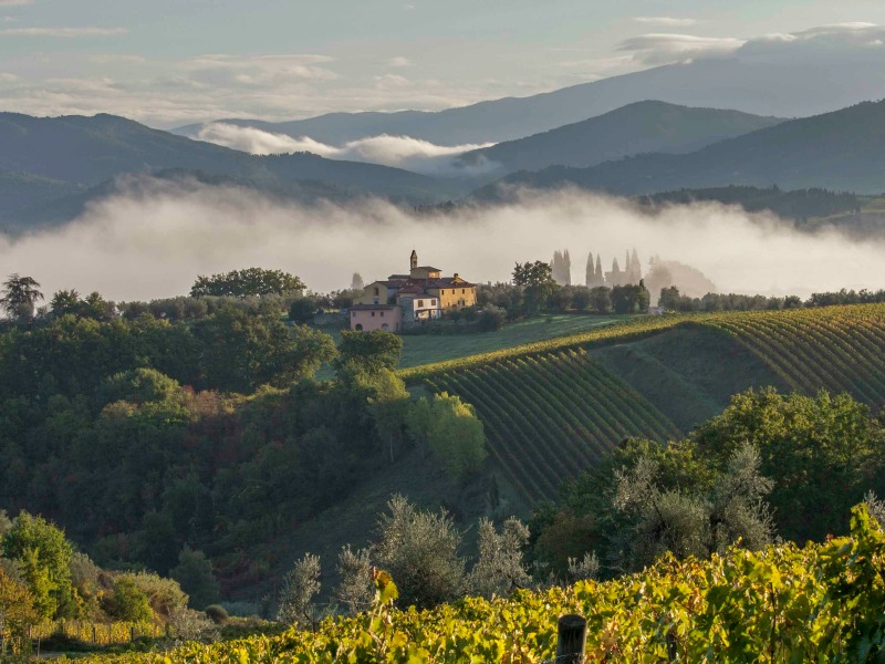 The Living Flavours Experience in Chianti, Tuscany | BrowsingItaly.com
