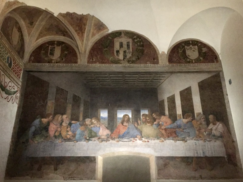 The Last Supper in Milan | BrowsingItaly.com