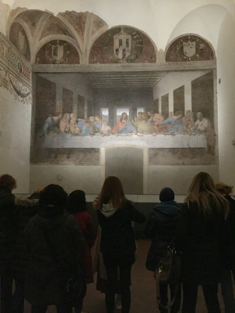Taking in The Last Supper in Milan | BrowsingItaly.com