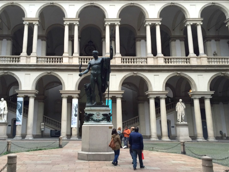 Pinacoteca Brera | 30 Hours in Milan | BrowsingItaly.com