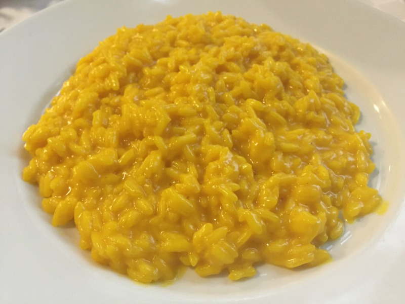 30 Hours in Milan | Risotto Milanese | BrowsingItaly.com