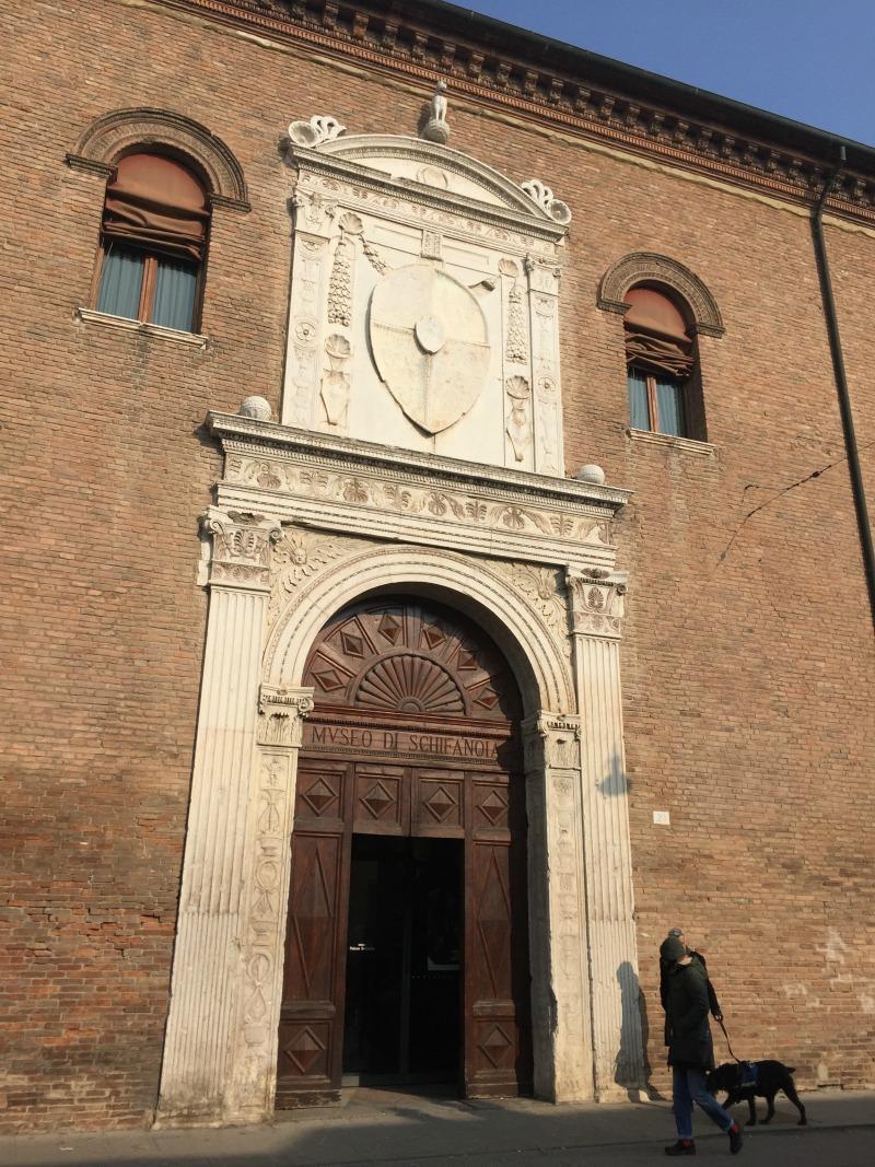 Palazza Schifanoia in Ferrara