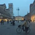 Piazza Trento e Trieste in Ferrara