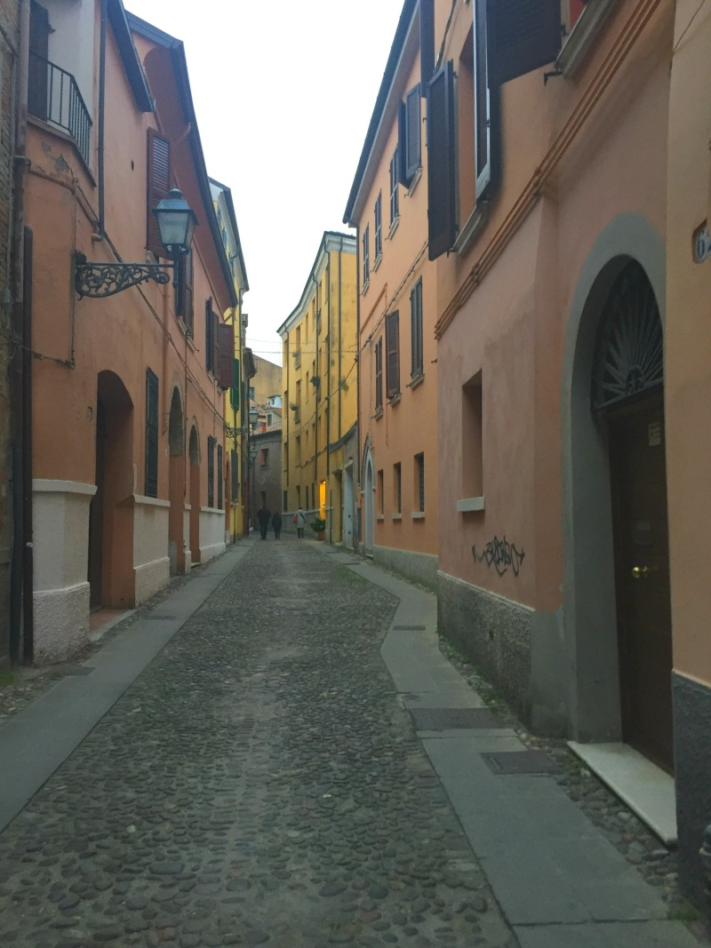 Jewish Ghetto in Ferrara | BrowsingItaly.com