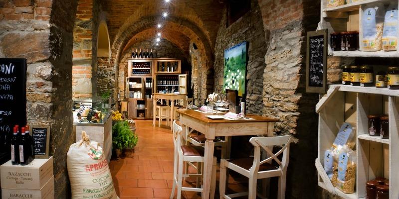 Bottegga Baracchi in Cortona, Tuscany