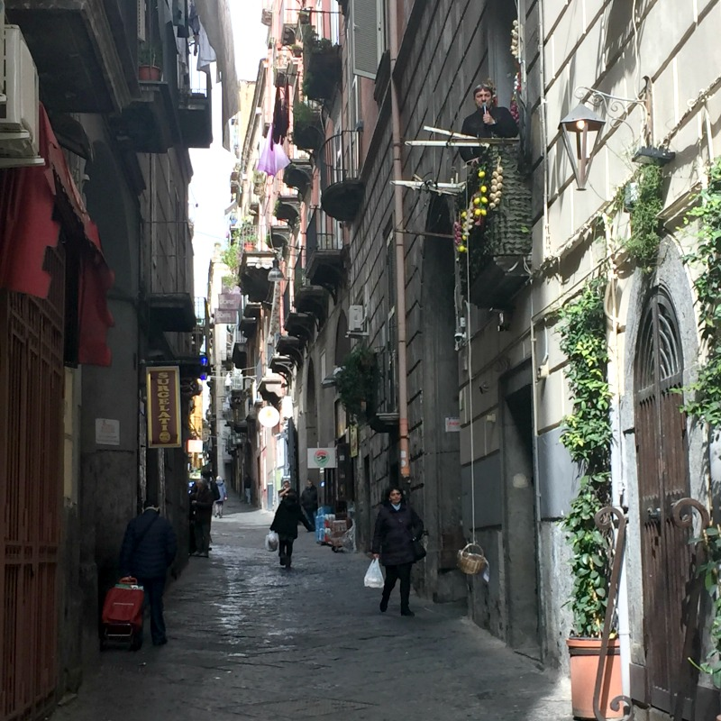Only in Naples, Italy | BrowsingItaly.com