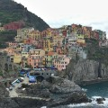 View of Manarola | Rome to Cinque Terre day trip | BrowsingItaly.com