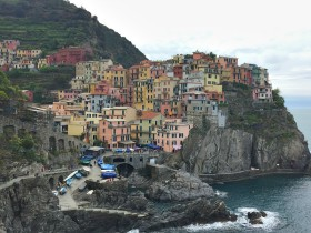 Is Rome to Cinque Terre day trip a good idea?