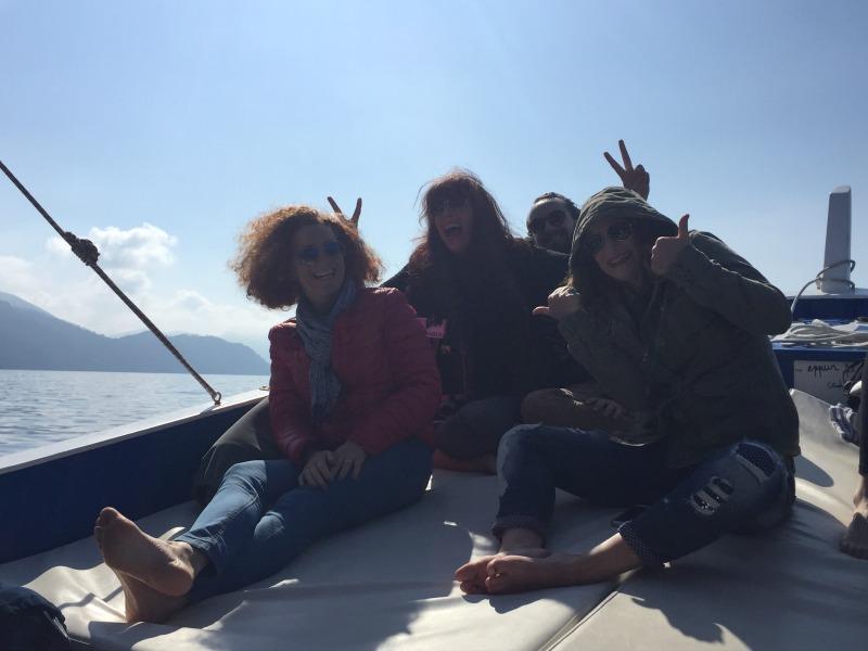 Boat trip in Levanto with Rosa dei Venti