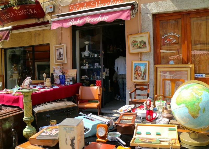 Antique Markets in Northern Italy | Torino, Italy | Credit: Heather Carlson