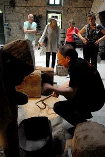 Coppersmiths of Agnone, Molise | Photo credit: Jenifer Landor