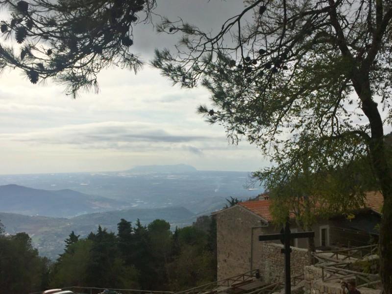 Gems in Latina: Eremo Sant'Erasmo in Roccagorga | BrowsingItaly.com