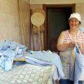 Locals in Agnone, Molise: Meet Mercedes