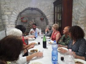 Locals in Molise: Revitalising traditions